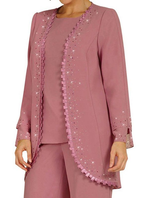 Grandmother of the bride pant outfits misty lane 13440 for Grandmother dresses for grandson s wedding