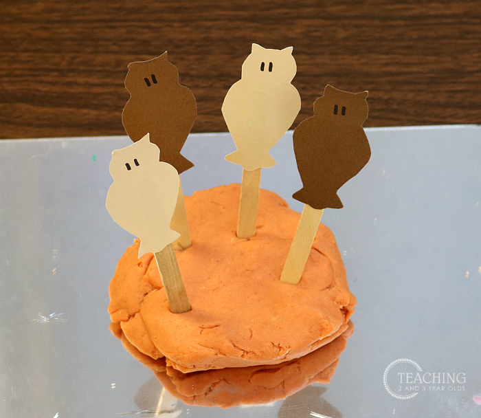 Forest Animals Theme Ideas for Toddlers and Preschoolers #preschoolclassroomsetup