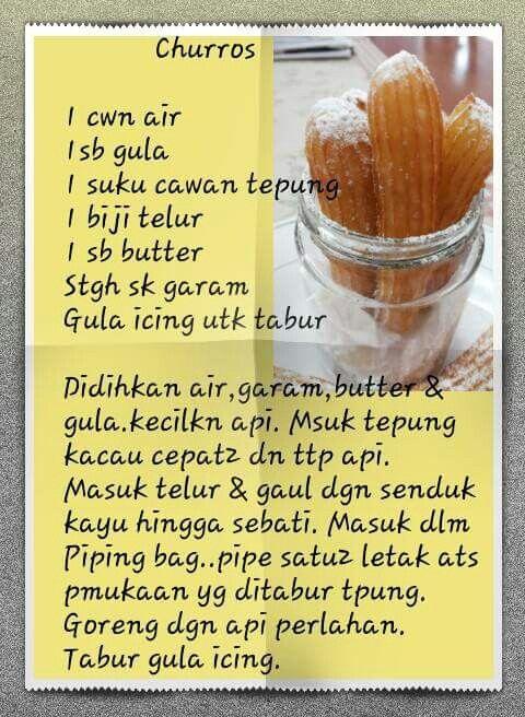 Churros Tea Time Food Food Recipes