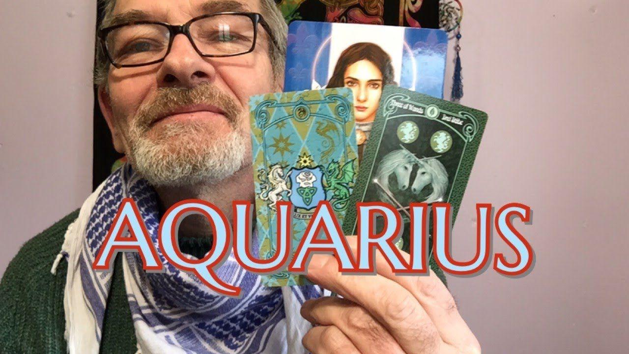 Aquarius good times love the path tarot in 2020