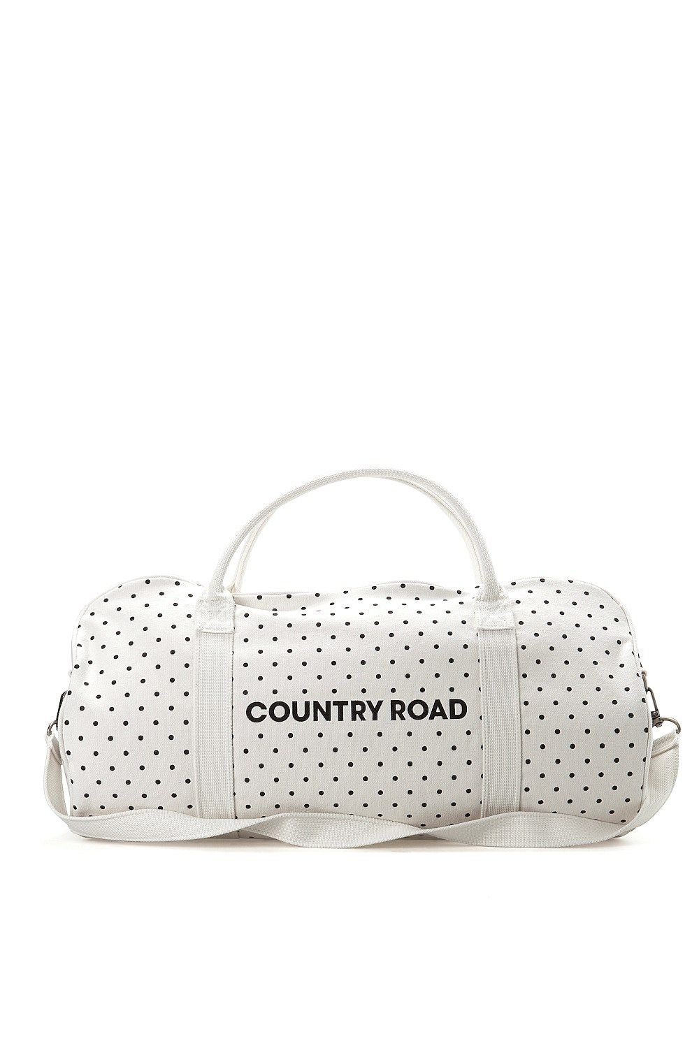 Country Road - Women s Tote Store Online - Polka Dot Tote  393968c9d3ee6