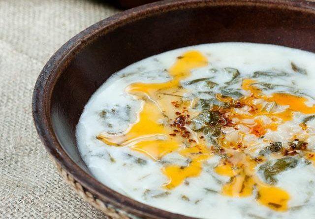Kalte kalte Suppe   - Suppe Rezept -