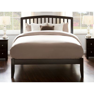reputable site 30c0d 862e2 Red Barrel Studio Wrington Platform Bed Color: Antique ...