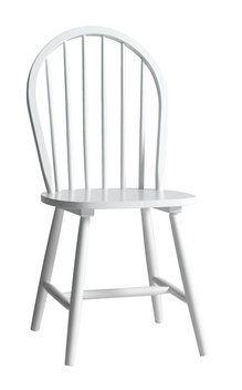 Krzesło Askeby Białe Jysk 165 Pln Sklepy Krzesła Do