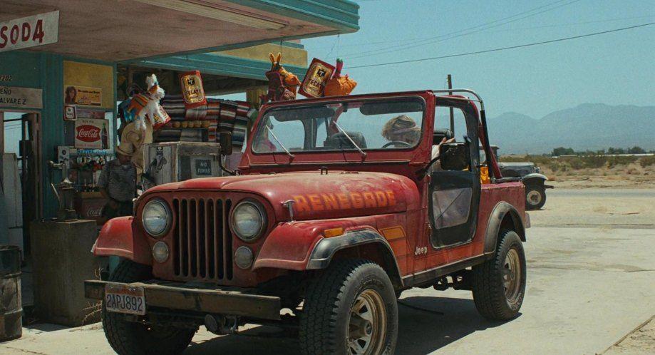 Terminator Jeep Renegade Jeep Cj Jeep Cj7 Renegade Jeep
