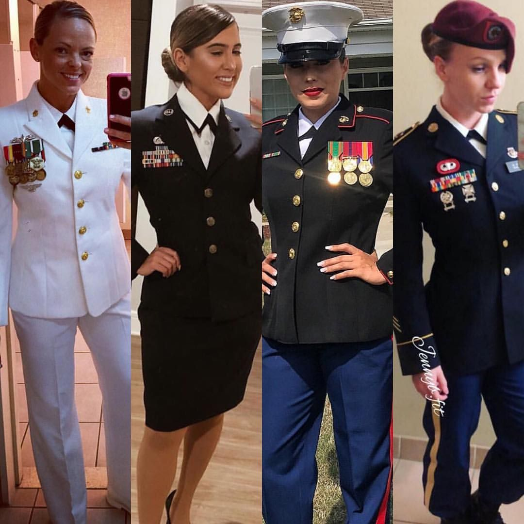 Pin by Stephrnfrasca on Military girl in 2020 Military