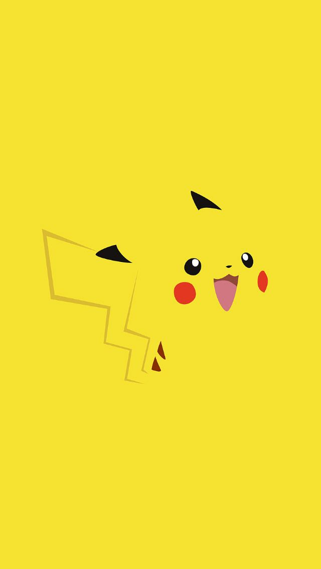 Cute Pika Pikachu Iphone Wallpapers Pikachu Wallpaper Iphone