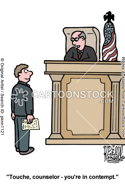 Don T Win The Argument And Lose The Judge Funny Cartoons Comics
