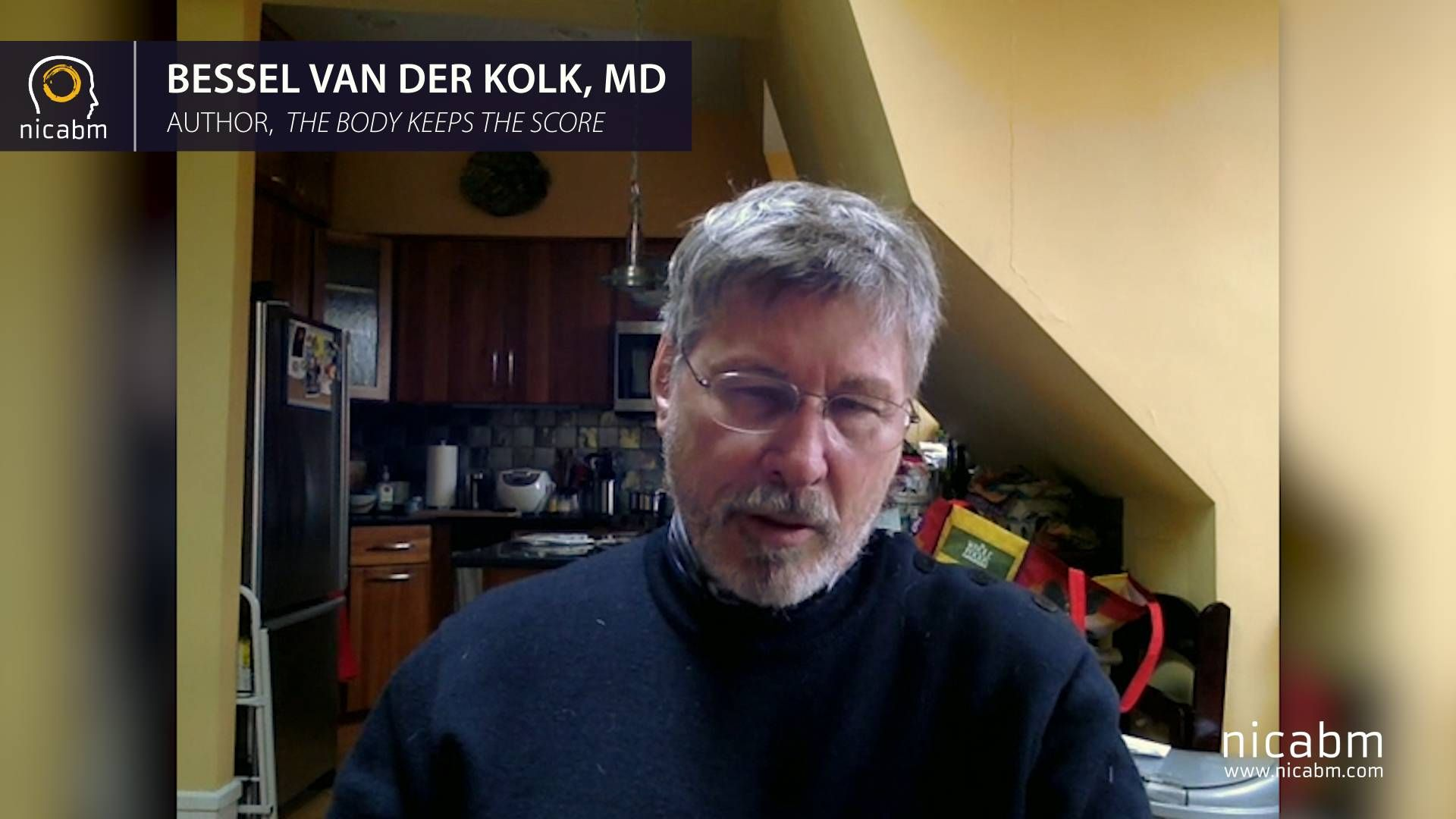 Treating Complex Trauma A Series With Van Der Kolk