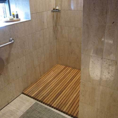 Design Your Custom Teak Mat Teak Bathroom Teak Shower Floor Teak Shower