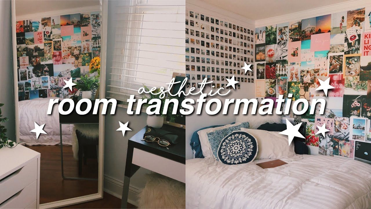 room transformation / aesthetic room makeover   isabelle dyer ...