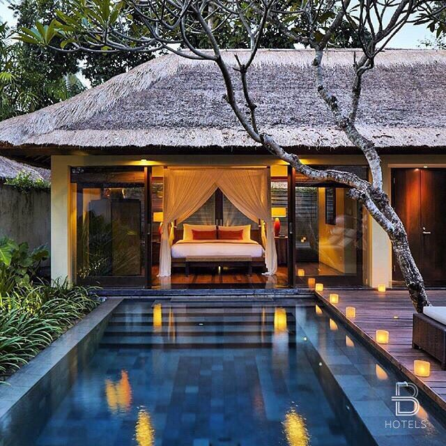 Beautiful Hotels On Instagram Bali Indonesia Hotel Credits Kayumanisresort Tag Your Best Hotel Photos With Bali House Beautiful House Plans Pool Houses