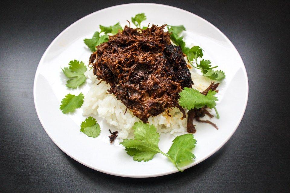 Instant Pot Beef Rendang Recipe Beef Beef Rendang Recipe