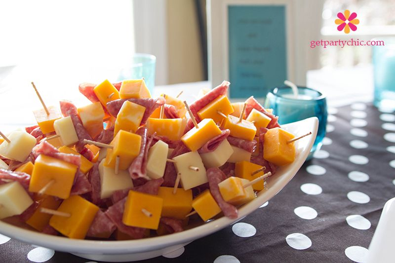 Superior Food · Ideas For Planning A Boy Baby Shower