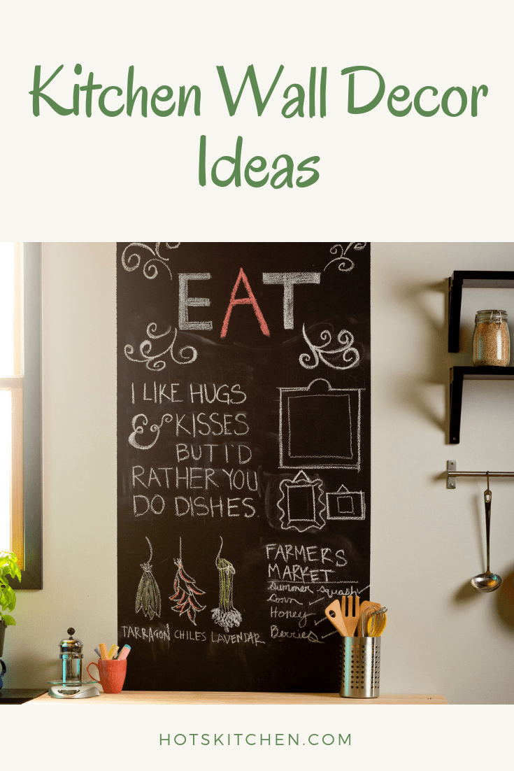 Kitchen Wall Decor Ideas 2019 Trends Diy Tips How To Decorate Farmhousestyle Budget Plants Simp Office Decals