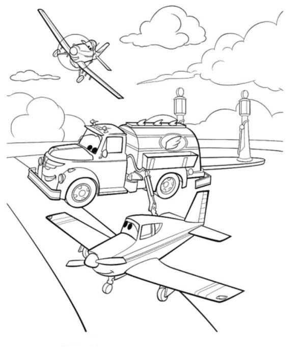 Gratis Kleurplaten Planes.Planes Kleurplaat Planeskleurplaten Kleurplaten Sheet Coloring