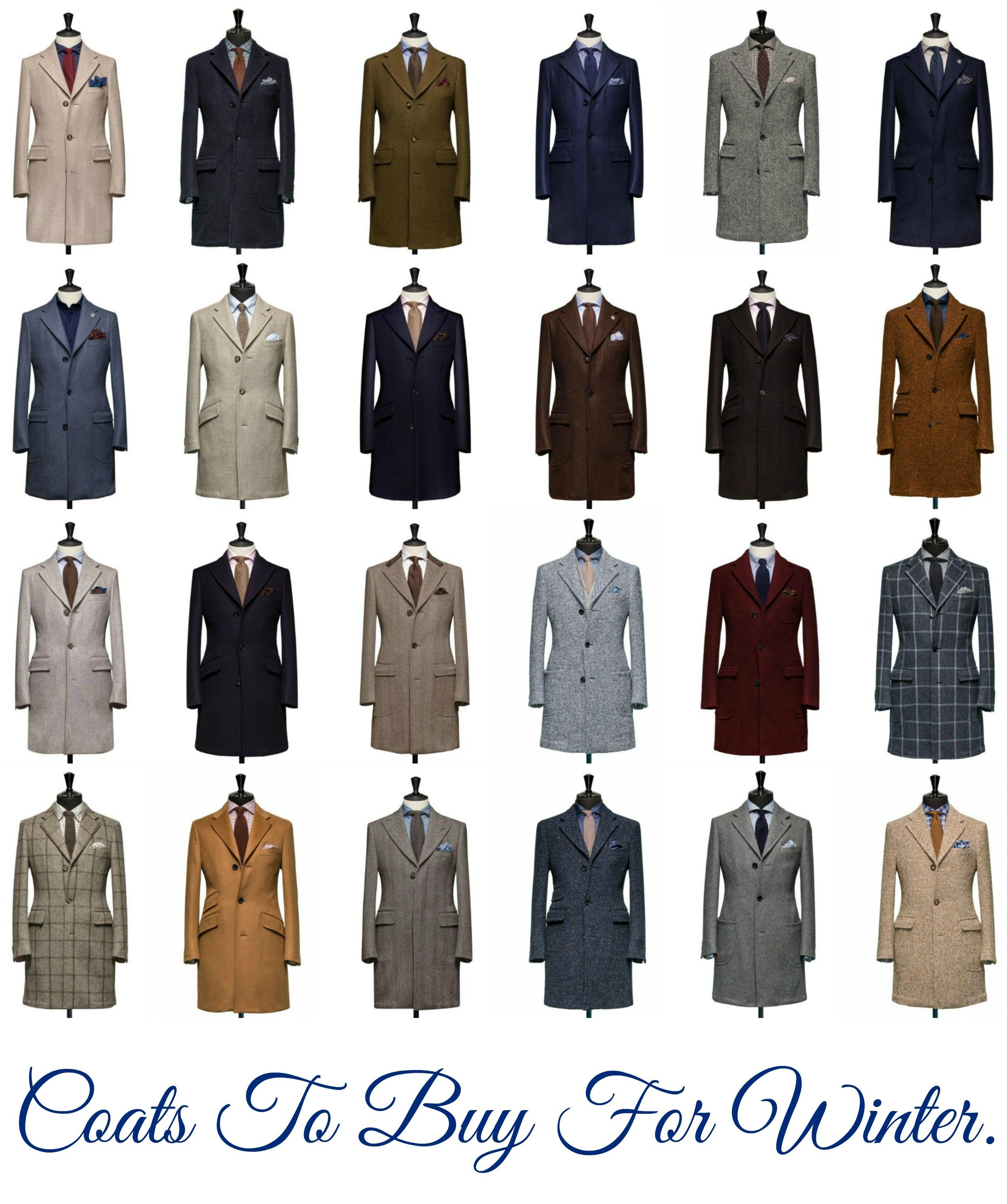 Coats To Buy For Winter