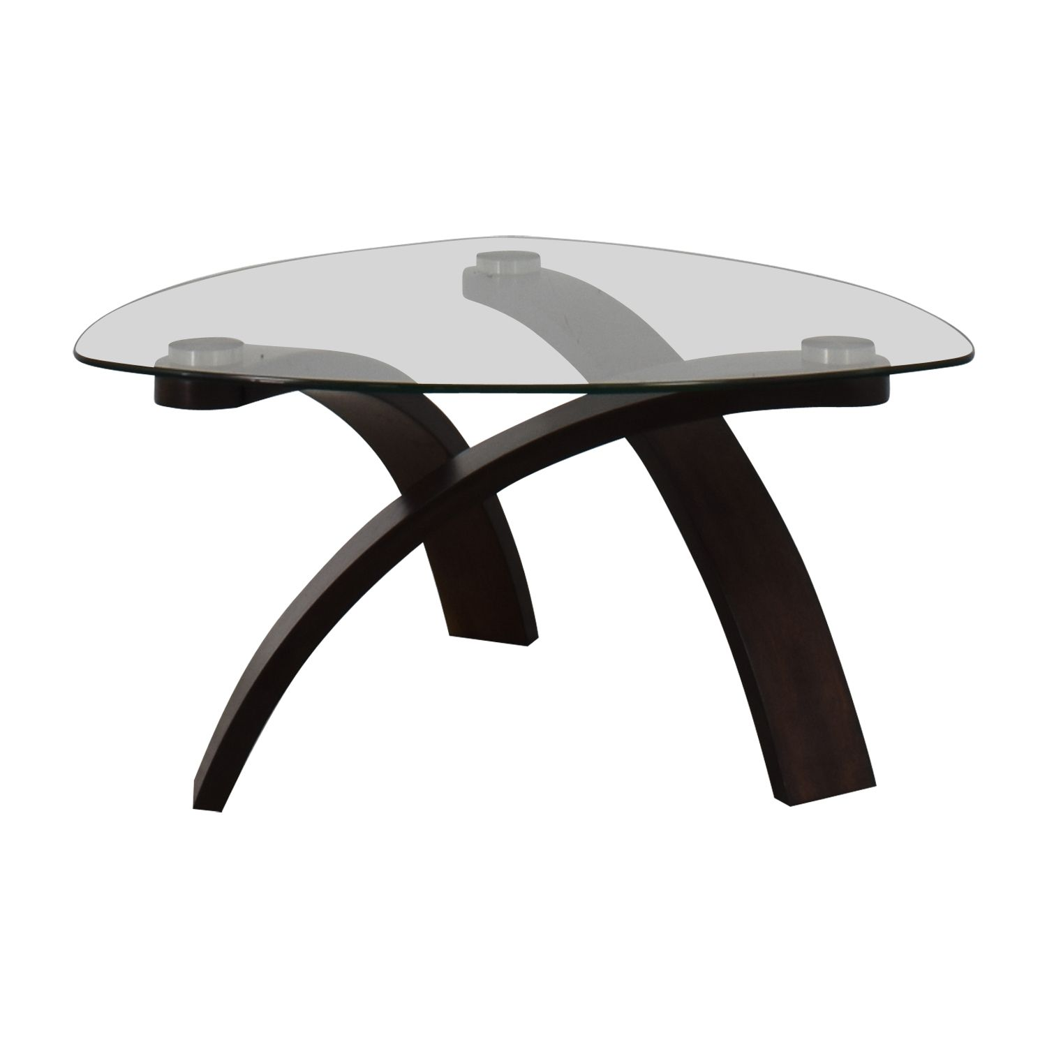 - Raymour & Flanigan Allure Glass Coffee Table (With Images) Glass