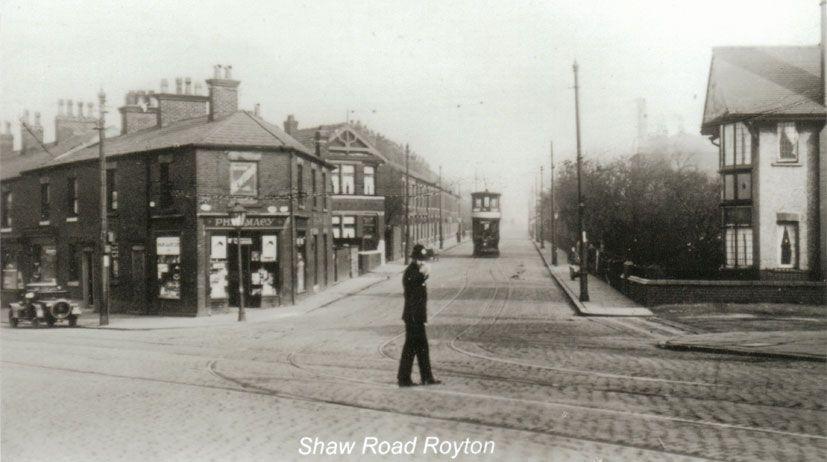 Royton And Shaw Old Royton And Shaw Street View Street
