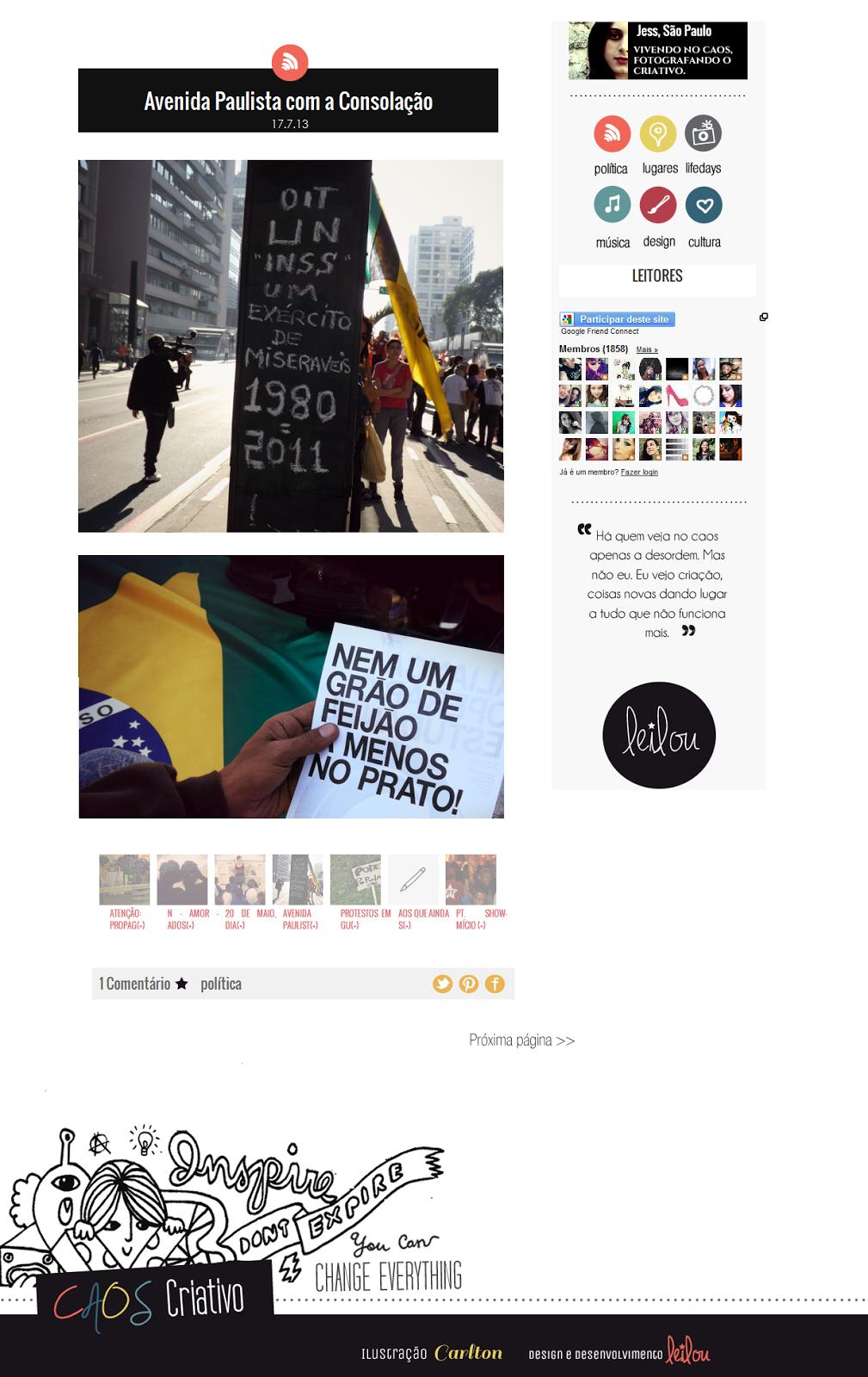 Leilou Design: Criativo caos