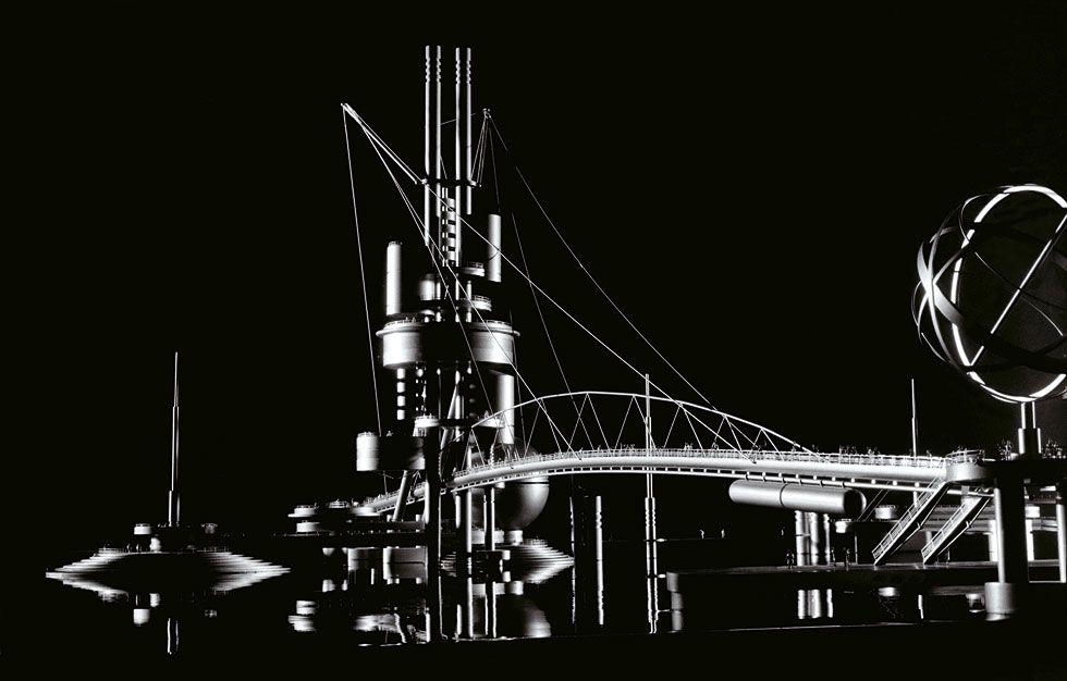 Richard Rogers   | London as it could be (Londres, como podría haber sido) | Reino Unido  | 1986