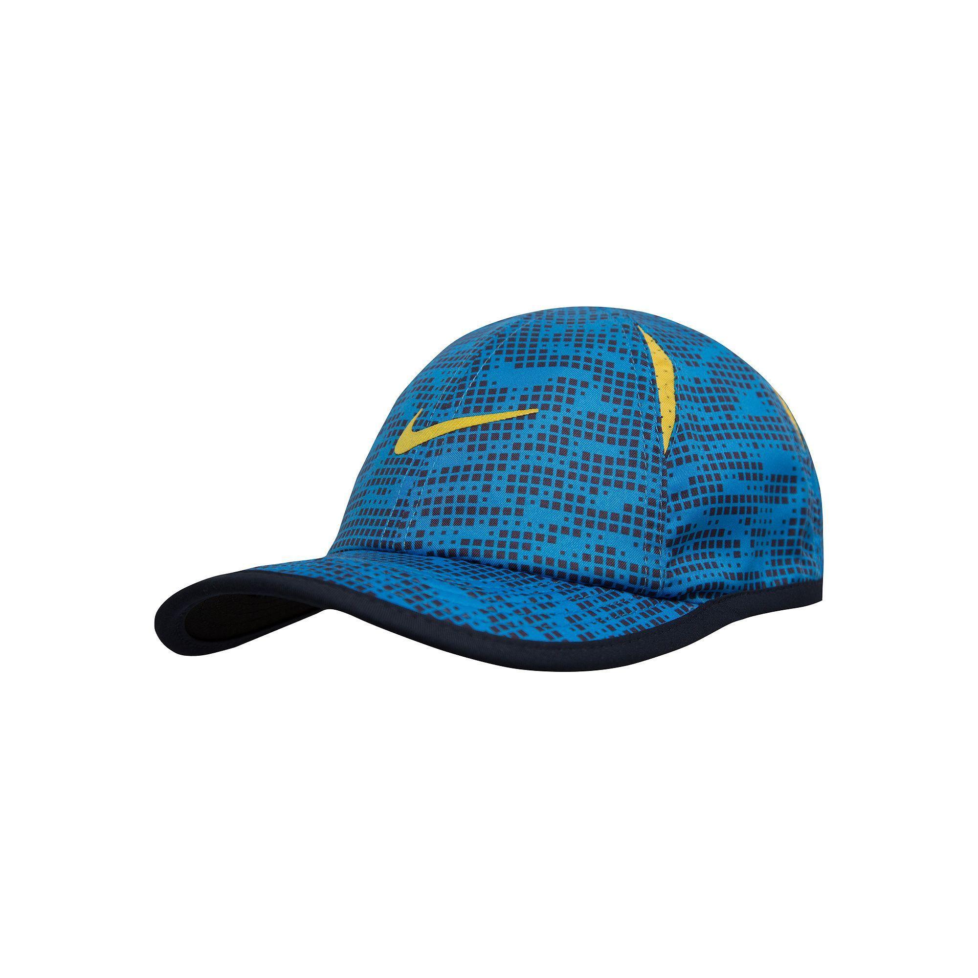 5d3cfea6 Baby Boy Nike Dri-FIT Printed Feather Light Cap, Size: 12-24MONTH,  Turquoise/Blue (Turq/Aqua)