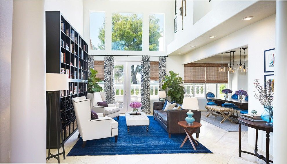 ANDERSON RESIDENCE contemporary living room HOUZZ