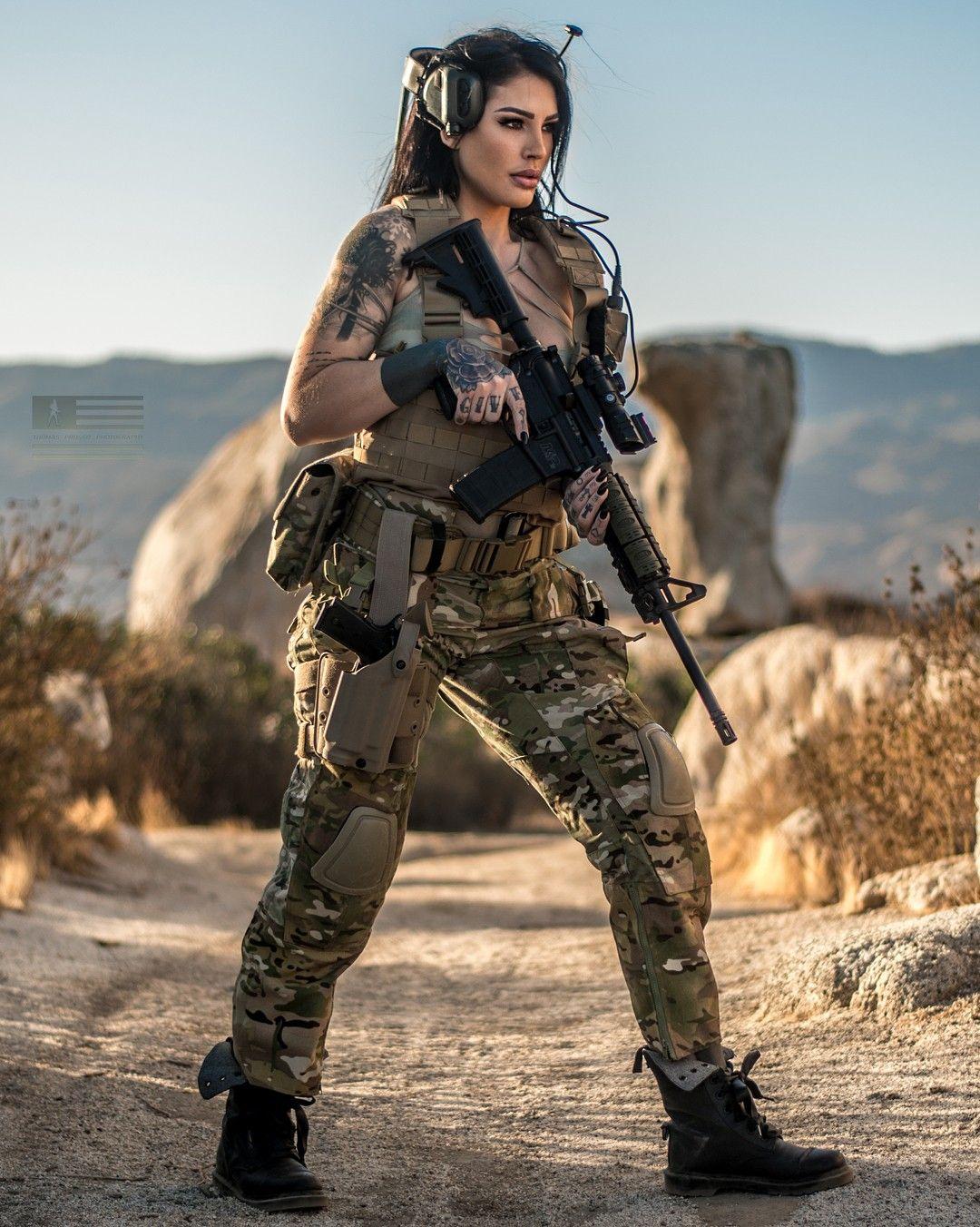 Pin by Craig C. on WMs Semper Fi | Army women, Women