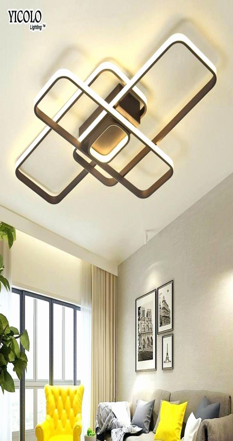 6 Elegant Deckenleuchte Wohnzimmer Modern  Ceiling lights living