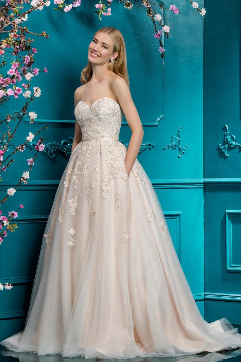 Blush ballgown style lookbook pinterest ellis
