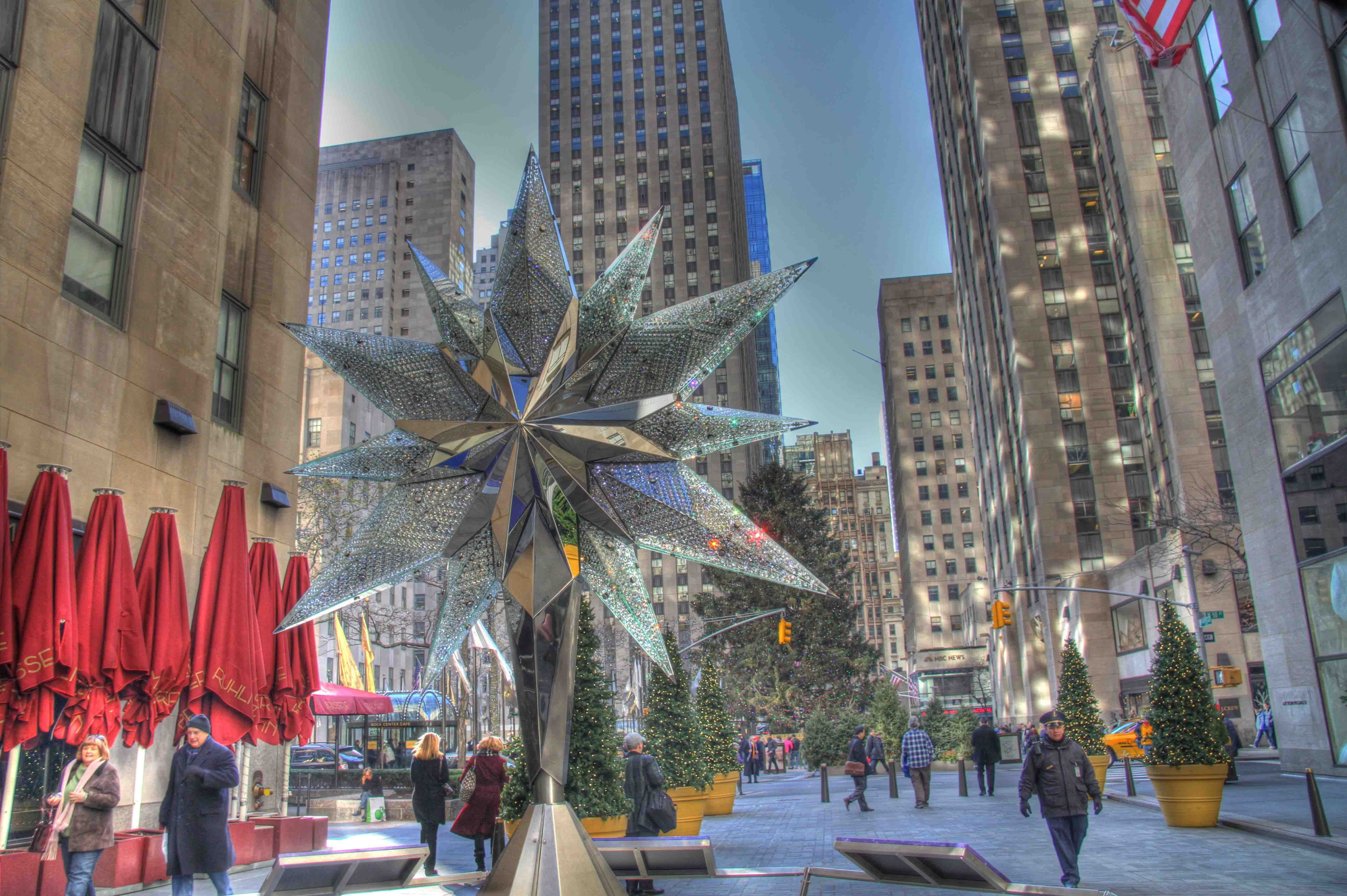 Pictures Of Christmas Tree At Rockefeller Center 2014 The ...