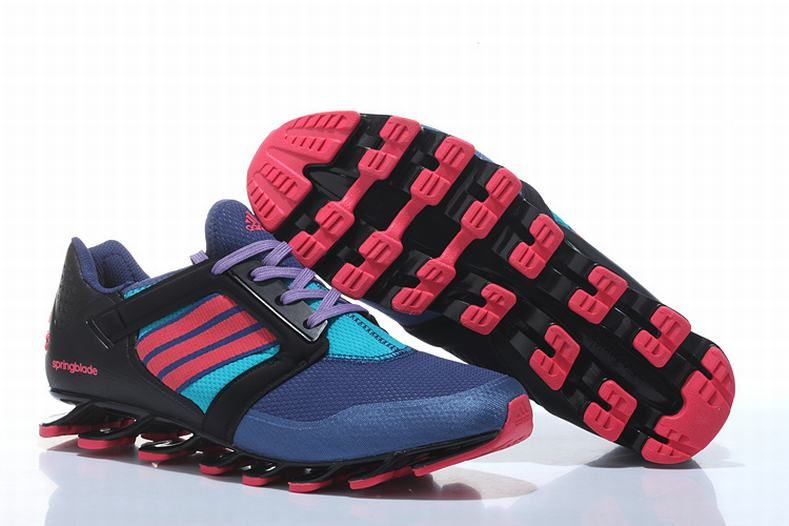 On Feet Mens Adidas Springblade E Force