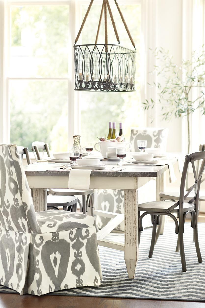 with geometric patterns home style esszimmer haus k chen haus rh de pinterest com