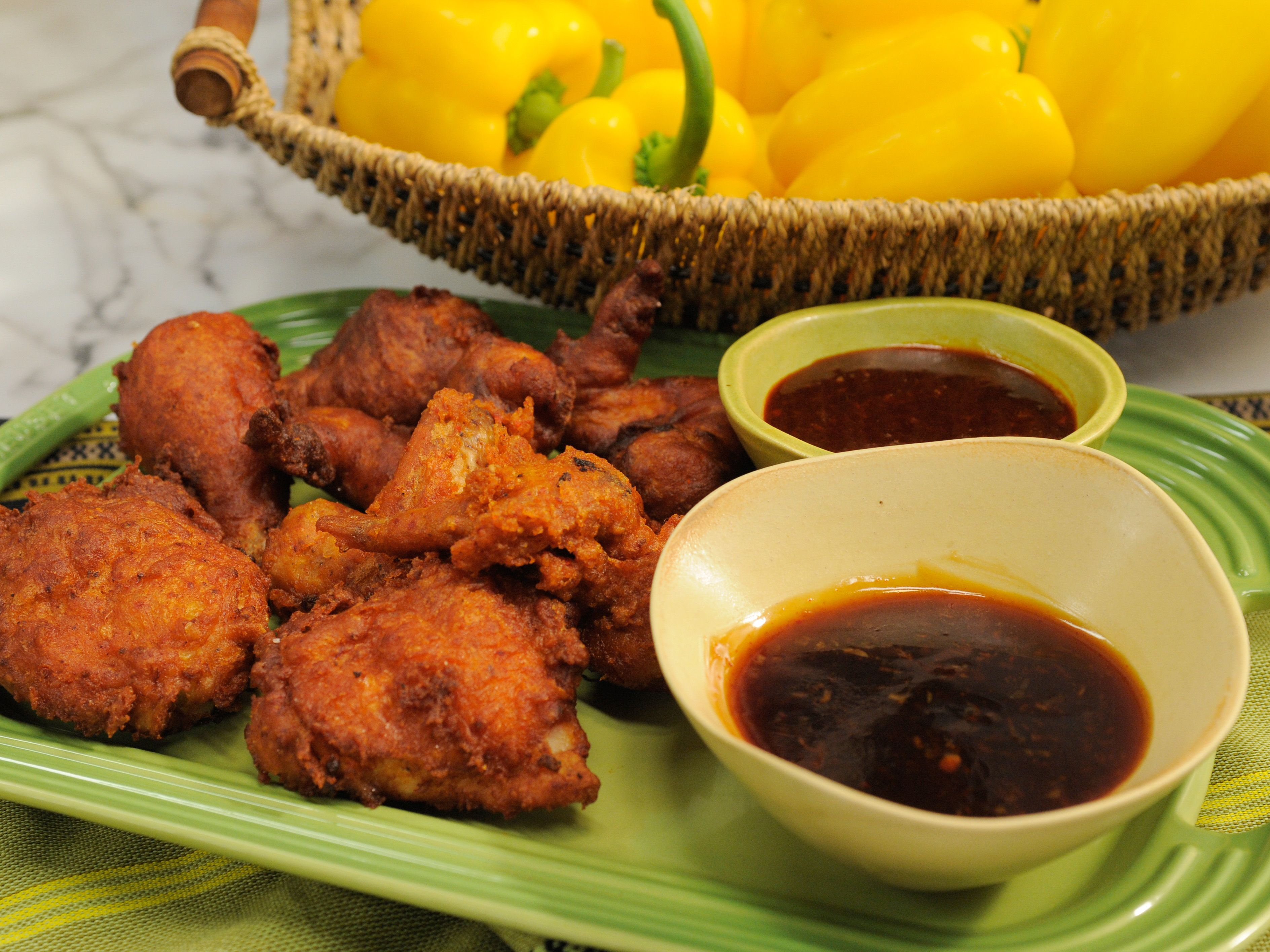 Ultimate korean fried chicken recipe fried chicken recipes make this you will not be disappointed if you double it can become uber salty chicken recipes food networkfried forumfinder Images