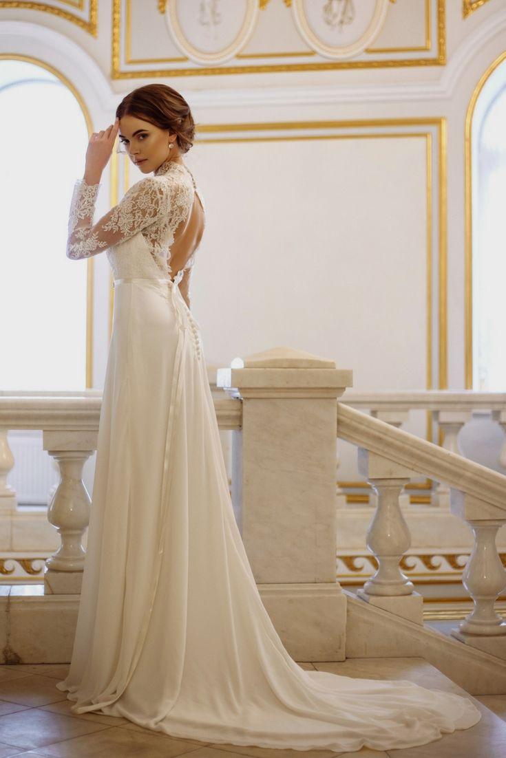 Top wedding dress collection in search of the modern wedding
