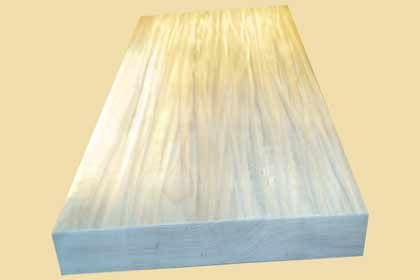 Best Up To 1 3 4 Thickness Hand Scraped Replacement Stair Tread 400 x 300