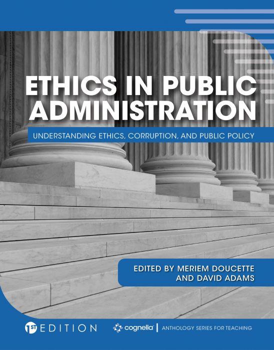 Ethics In Public Administration Public Administration Public