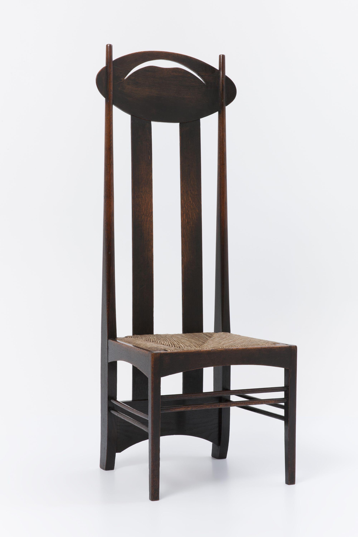 P 195 Charles Rennie Mackintosh Scottish 1894 1958 Argyle Chair