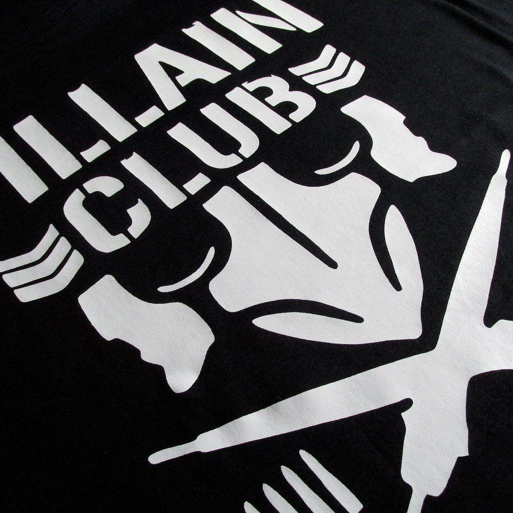 151e56afe Veja nosso novo produto  Camiseta Wwe Villain Club NJPW Camisa Masculina  Pro Wrestling Preta!