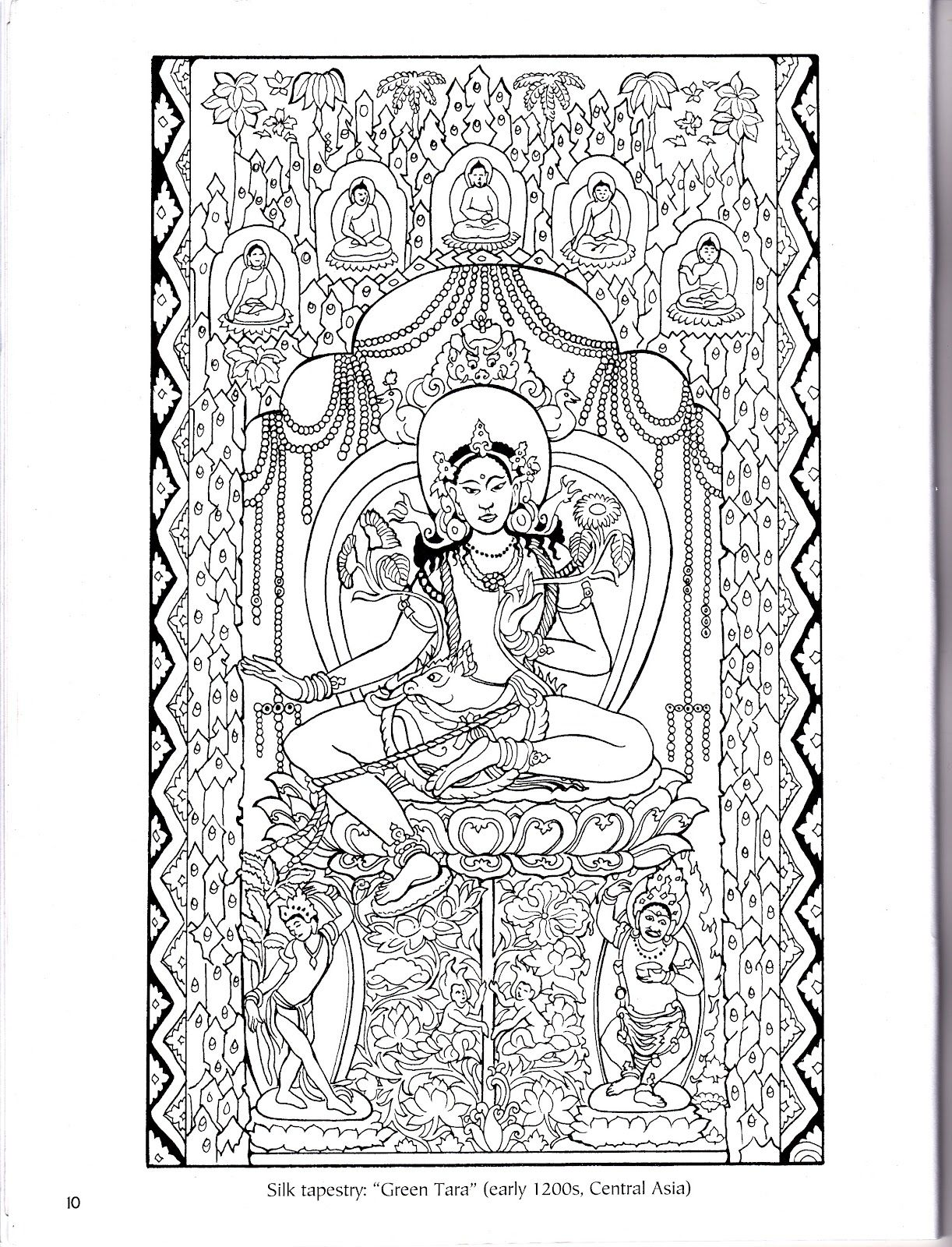 Coloring pages for adults difficult abstract - Difficult Coloring Pages For Adults Created By Dawn At 10 38 Pm No Comments