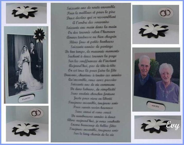 Poème Pour Anniversaire 60 Ans De Mariage