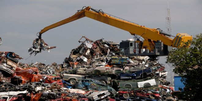 Cardiff's largest scrap yard, we stock hundreds of quality