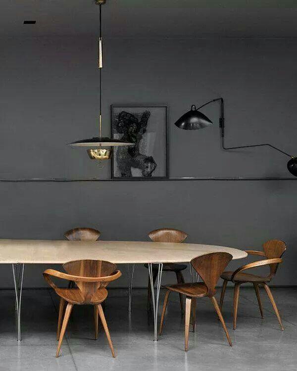 Multi Joint Lamp Modern Interior Interior Dining Room Inspiration