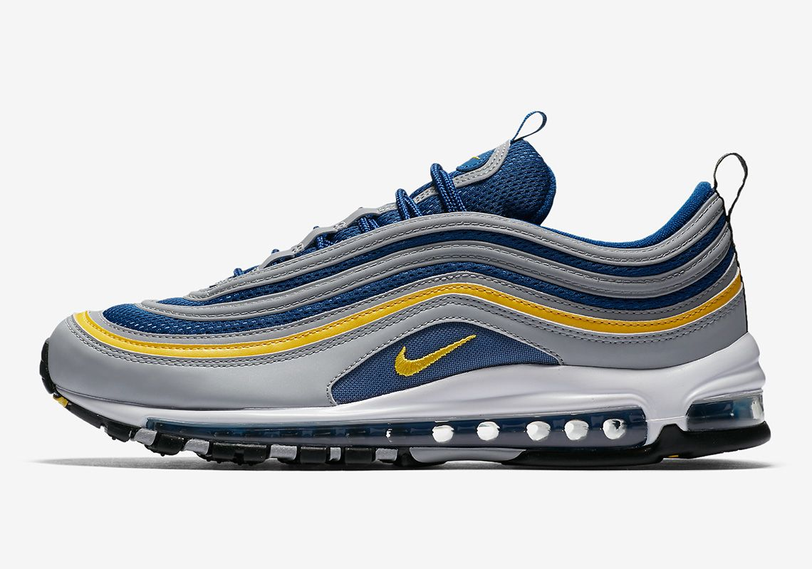 1a0819d70fe Nike Air Max 97 Grey Blue 921826-006- ανδρικά sneakers - ανδρικά παπούτσια  - sneakers - αθλητικά παπούτσια