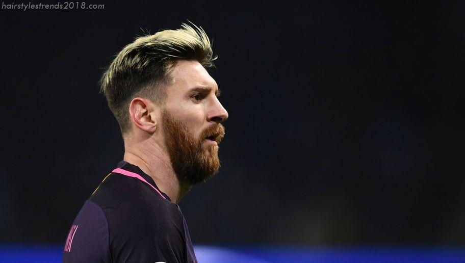 Messi Haircut