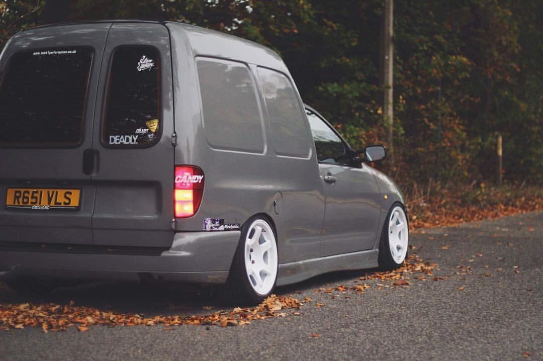 Caddy Mk2 Stance