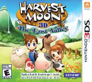 Harvest Moon The Lost Valley Harvest Moon Game Harvest Moon