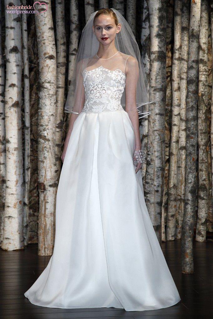 naeem-khan (21) | Свадебные платья 2015, Стили свадебных ...