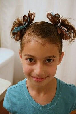 Awesome picture tutorial for a really good hairstyle for gymnastics meets!