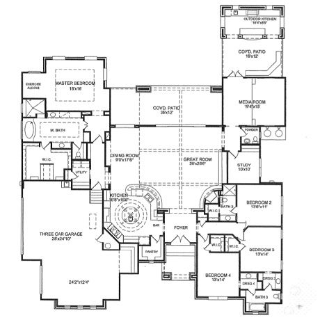house plans texas. Hill Country Ranch Floor Plans | Texas Custom Trend Home Design House
